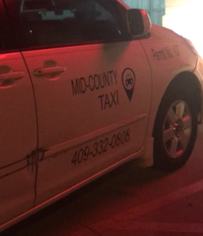 Mid County Taxi: Nederland, TX