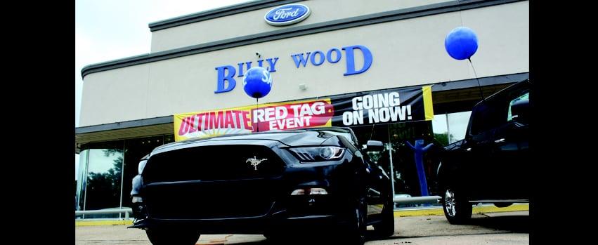 Billy Wood Ford: 3050 West Oak St, Jena, LA