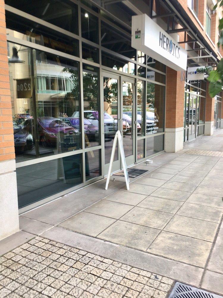 Heroics: 900 Lenora St, Seattle, WA