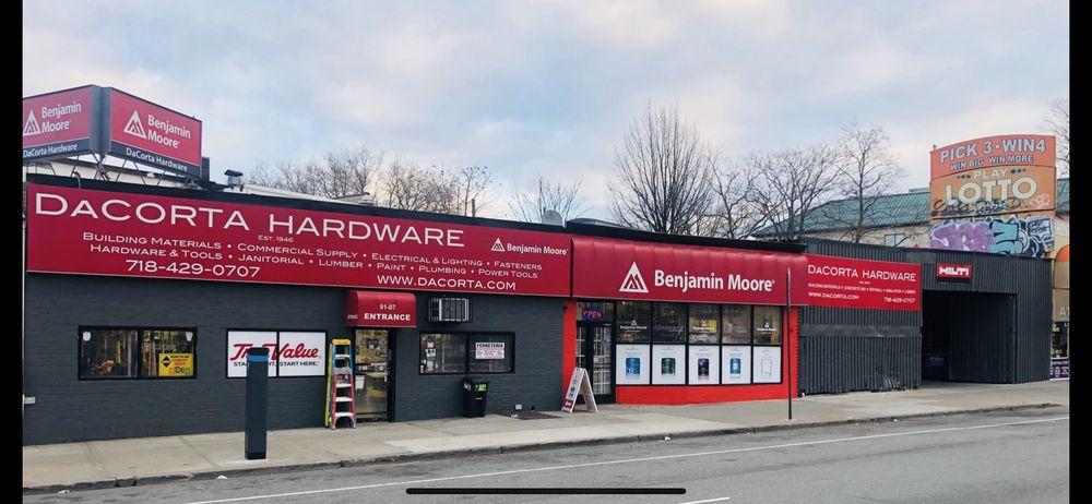 Dacorta Hardware: 91-07 Astoria Blvd, East Elmhurst, NY