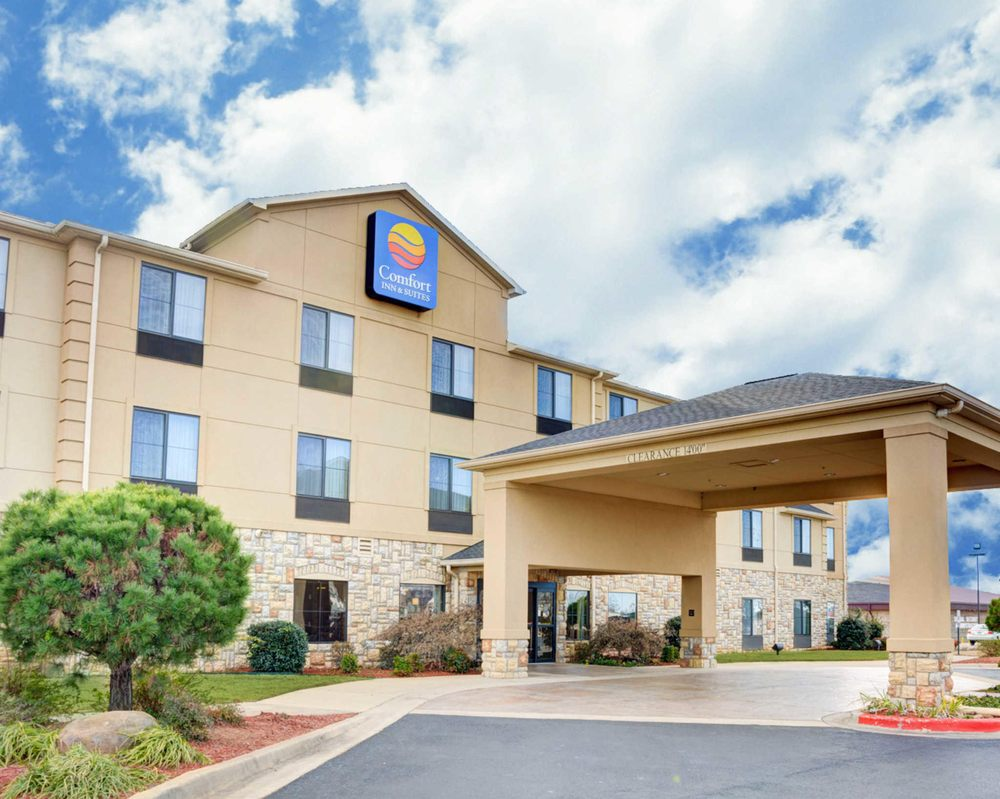 Comfort Inn & Suites Russellville I-40: 2714 East Pkwy Drive, Russellville, AR