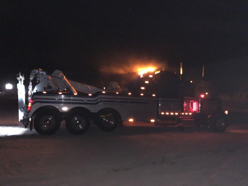 A Toe Truck: 1210 N Central Blvd, Quartzsite, AZ