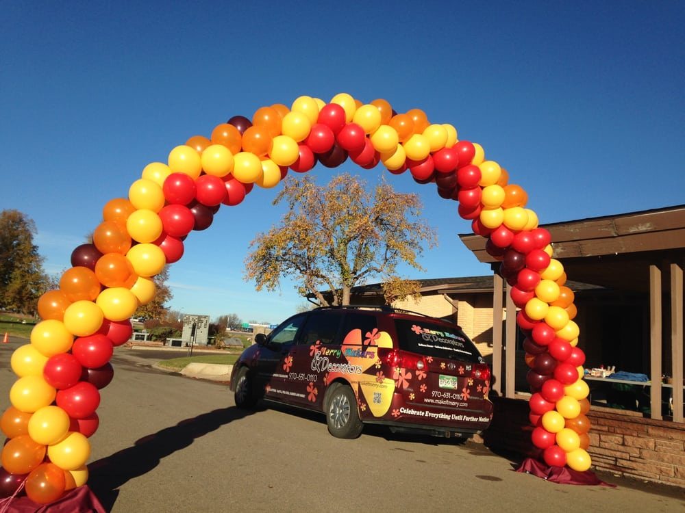 Balloon Art By Merry Makers: 2230 73rd Avenue Ct, Greeley, CO