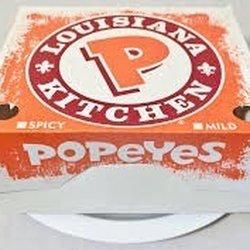 Popeyes Louisiana Kitchen Logo popeyes louisiana kitchen - 10 photos - fast food - 3820 w elm st