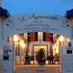 l aquarium immobilienverwaltung 38 rue fran ois legallais arcachon gironde frankreich. Black Bedroom Furniture Sets. Home Design Ideas