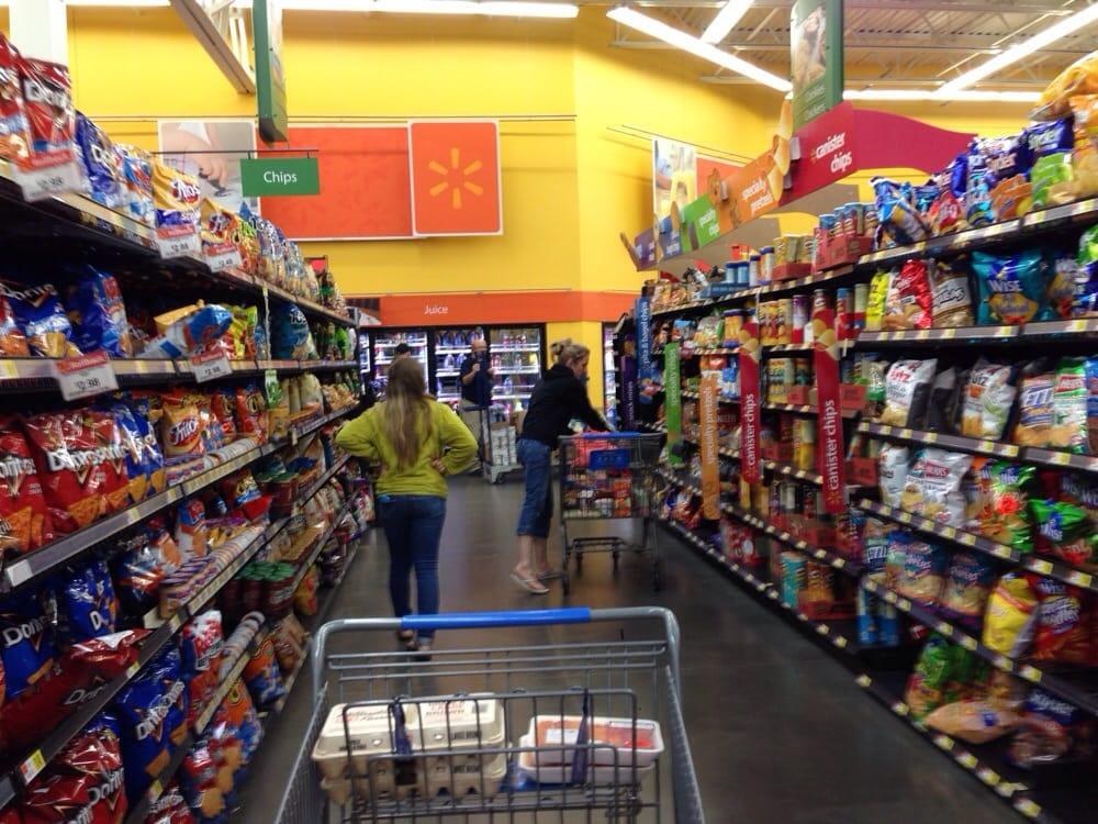 Walmart Car Service Center: Walmart Supercenter