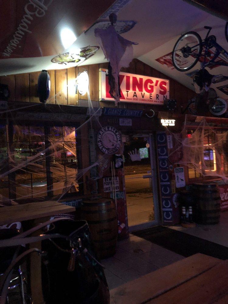 Social Spots from King's Tavern