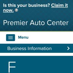 Premier Auto Tire Center 16 Reviews Auto Repair 2109 Forest