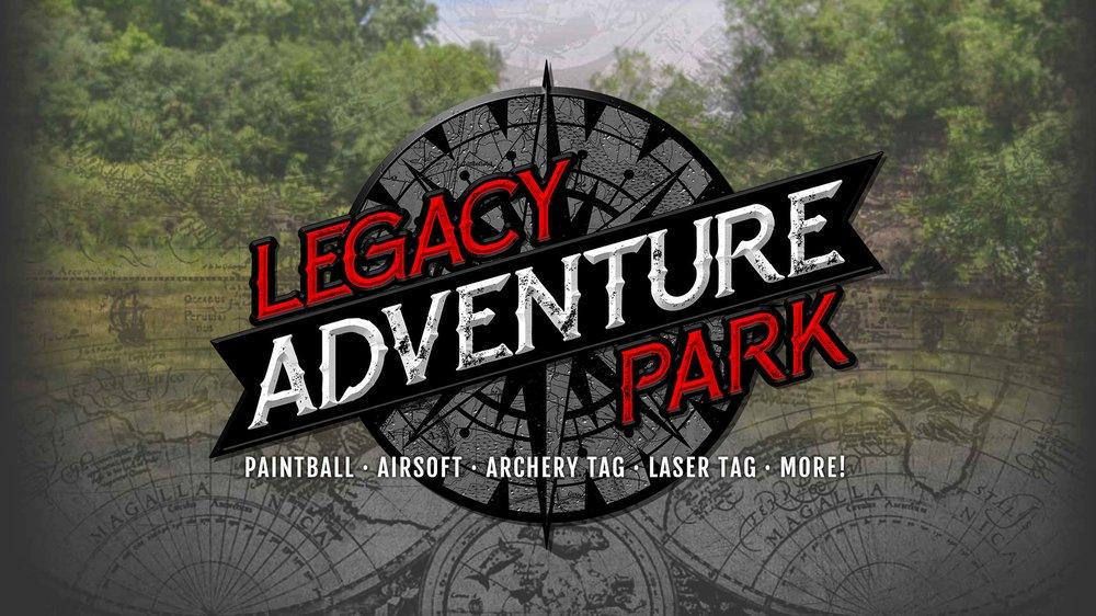 Legacy Adventure Park: 2807 Canal St, Lockport, IL