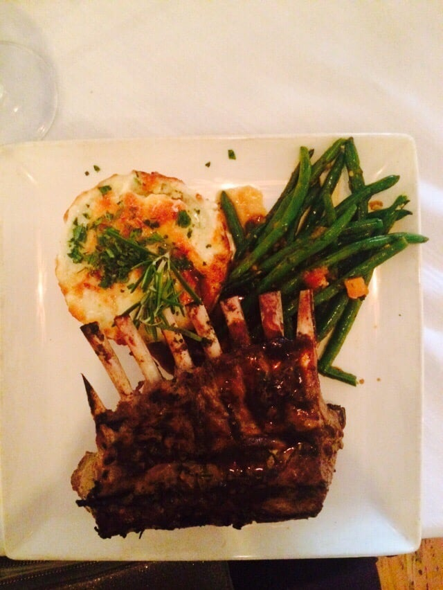 Monty's Steakhouse: 8426 Old Keene Mill Rd, Springfield, VA
