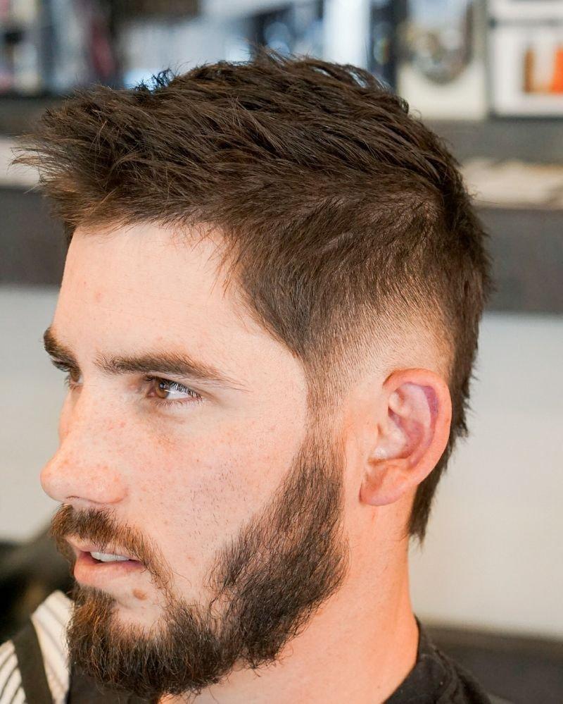 Deluxe Mens Haircut Yelp