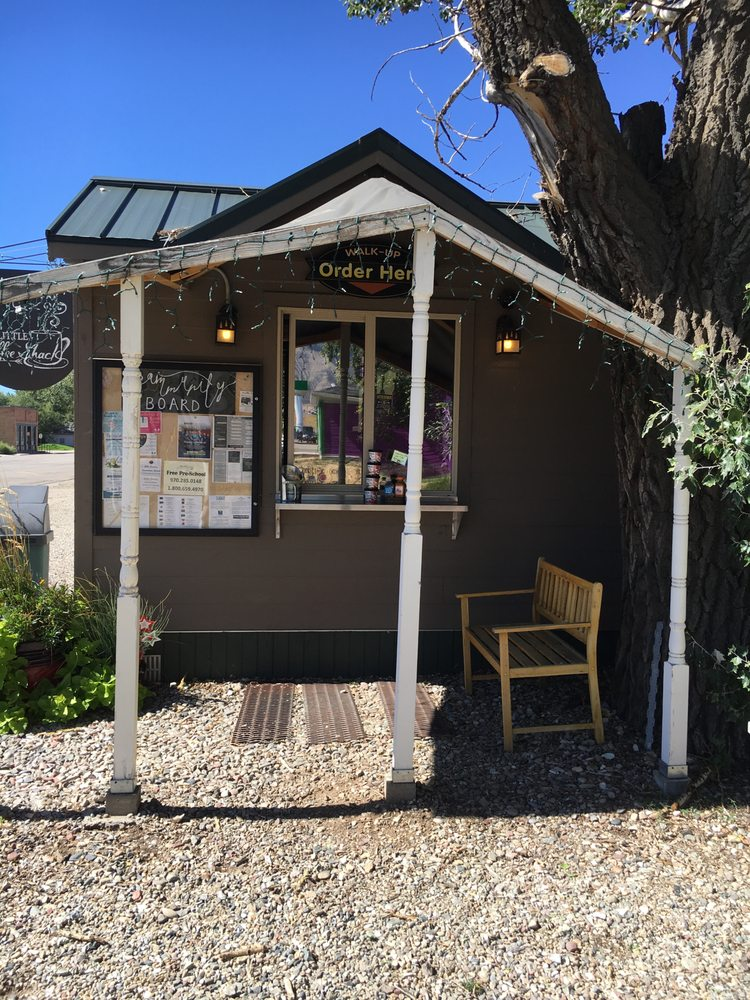 The Little Coffee Shack-Parachute: 222 1st St, Parachute, CO