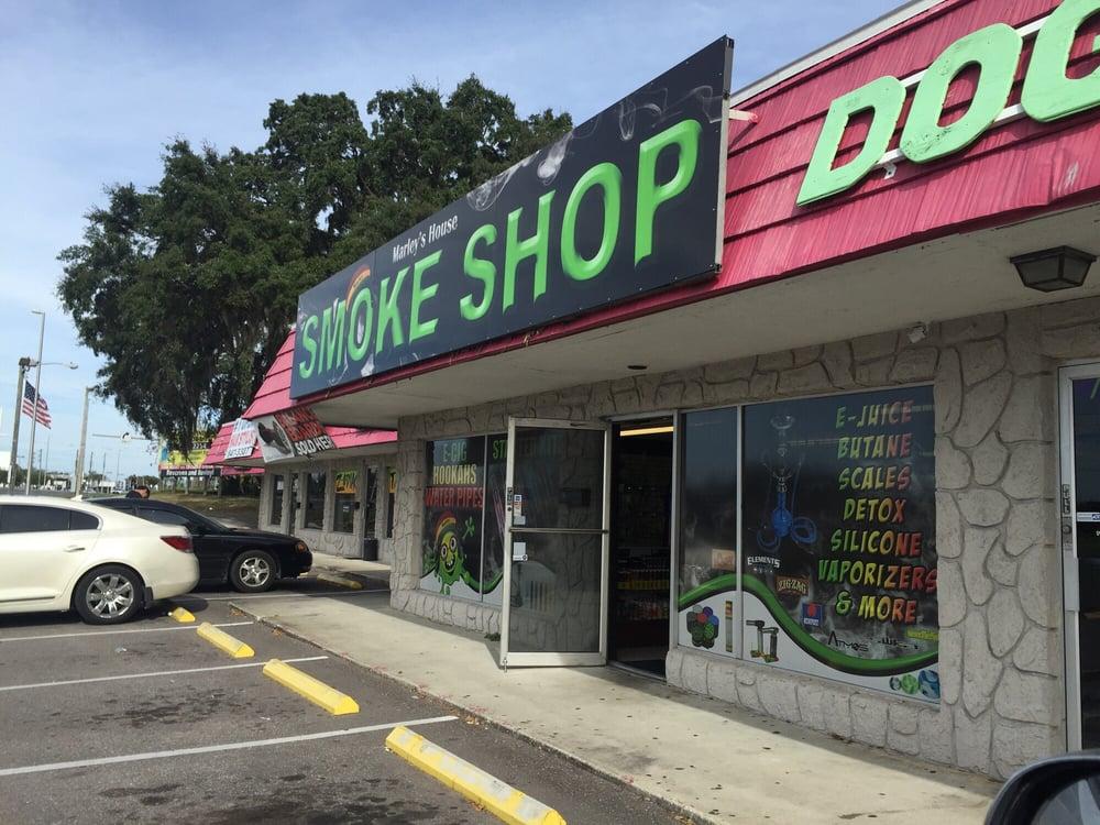 Marley's House Smoke Shop: 3762 US Hwy 19, New Port Richey, FL