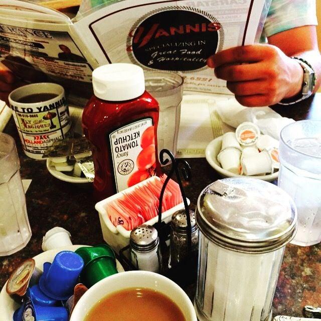 Yannis Cafe: 145 N Main St, Manteno, IL