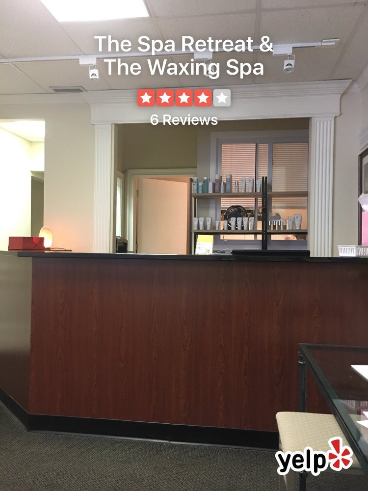 The spa retreat the waxing spa spa 400 post rd for Adams salon fairfield ct