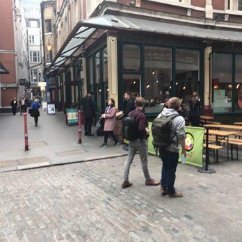 Korean Restaurant Aldgate London