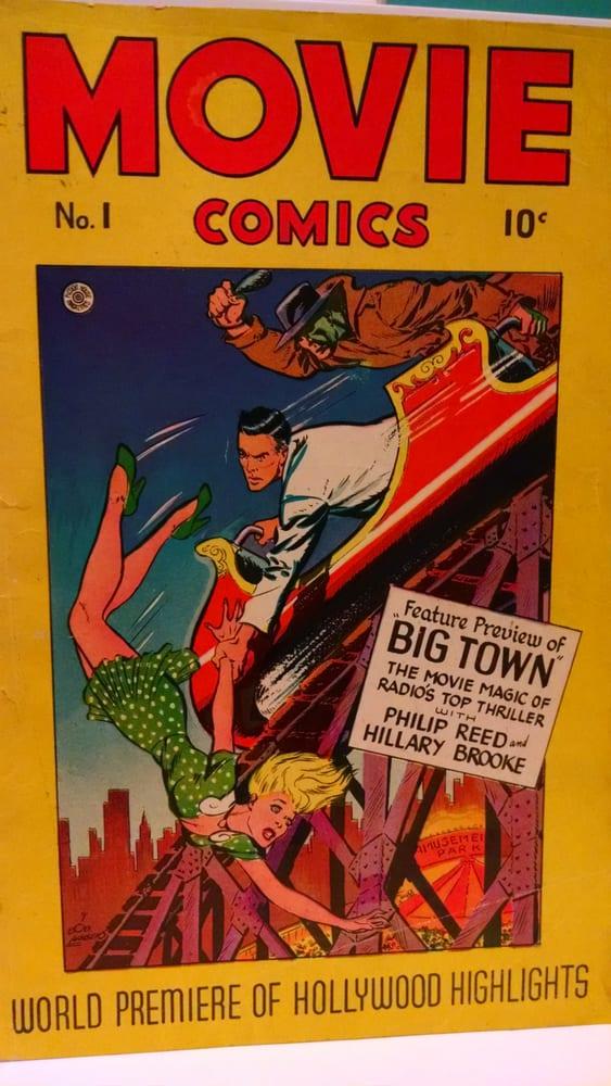 All-Star Comics: 12325 N May Ave, Oklahoma City, OK