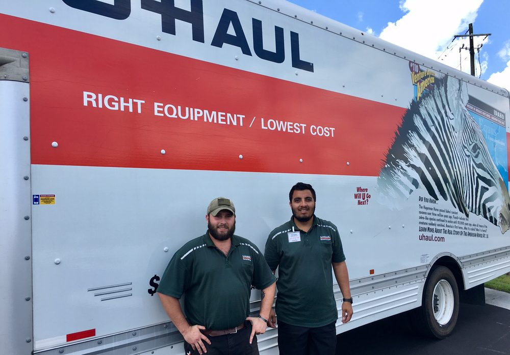 U-Haul Moving & Storage of South Greenville