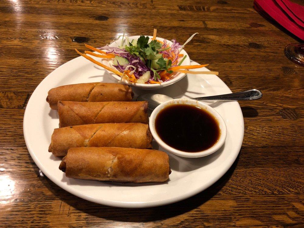 Food from Thawan Thai Cuisine