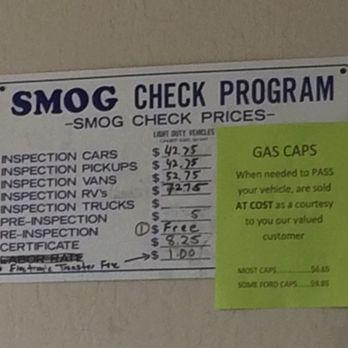 Smog Check Prices Near Me >> South County Smog Test Center 10 Photos 40 Reviews Smog Check