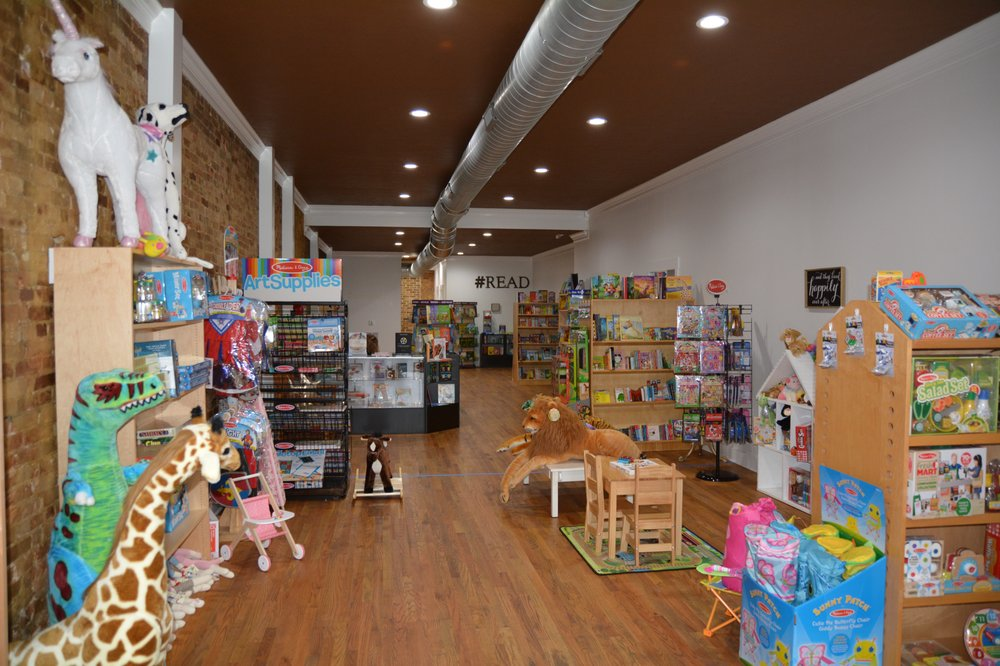 Fables and Fairy Tales: 38 N Main St, Martinsville, IN