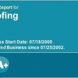 Photo Of A 1 Roofing   Lakewood, CO, United States. BBB A+