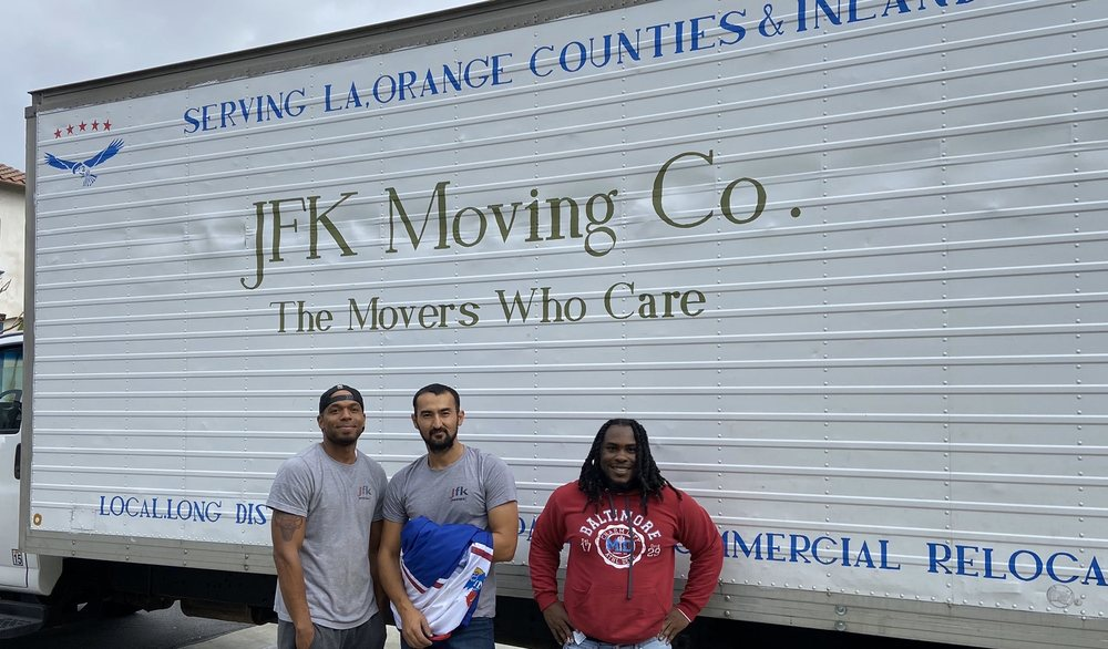 JFK Moving: 12125 Day St, Moreno Valley, CA