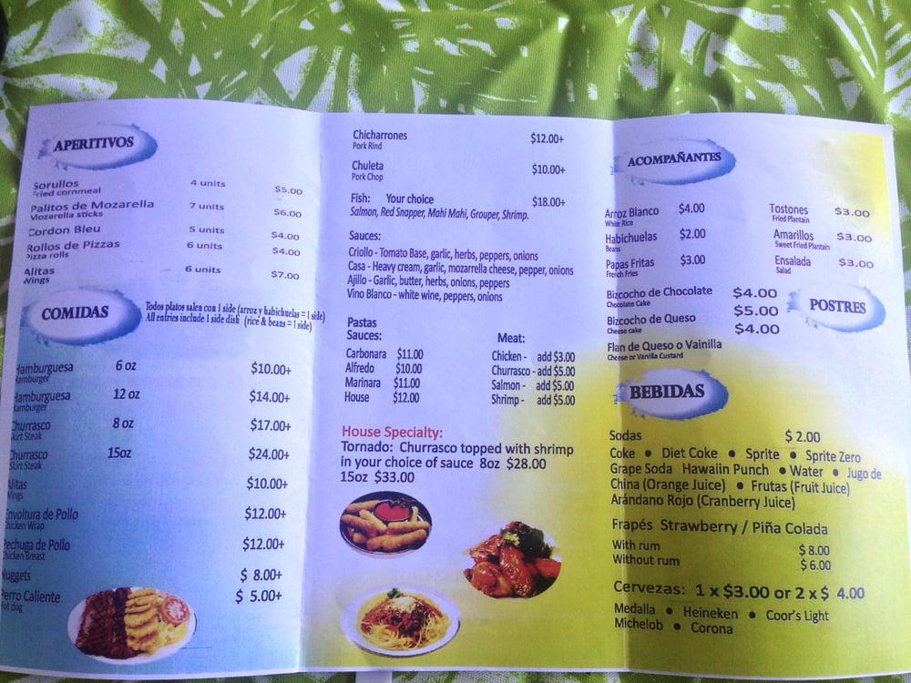 Zona Fresca Grill: 122 Palmanova Plaza, Humacao, PR