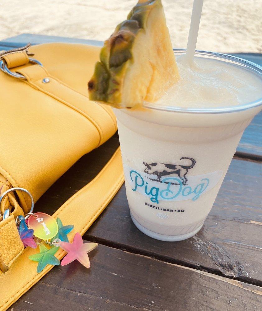 PigDog Beach Bar: 3501 Boardwalk, Wildwood, NJ