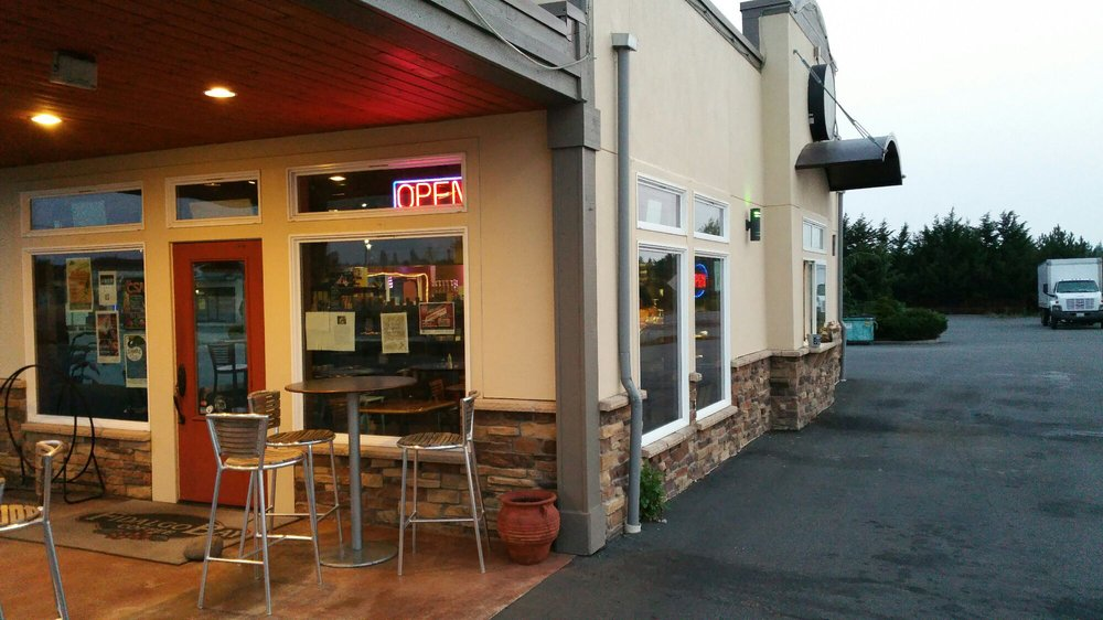 Cracked Bean Coffee Co: 10191 Old Olympic Hwy, Sequim, WA