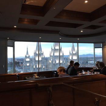 Photo Of The Roof Restaurant Salt Lake City Ut United States Great