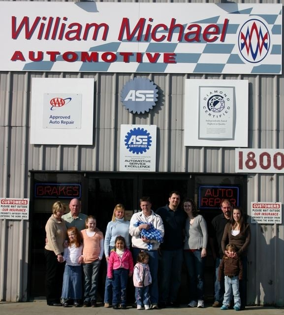 William michael automotive cerrado 43 rese as for Academy of salon professionals santa clara