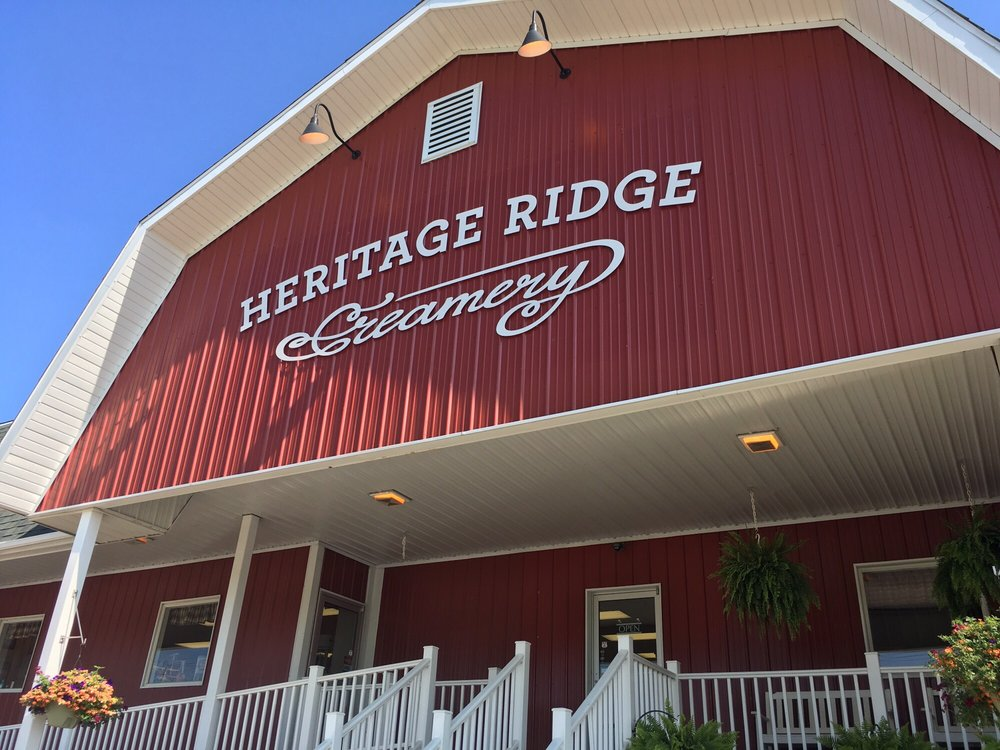 Heritage Ridge Creamery: 11275 W 250th N, Middlebury, IN