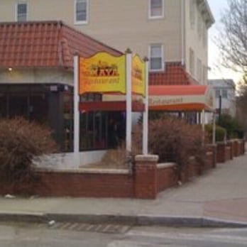 Photo Of The Maya Restaurant Stamford Ct United States Front View