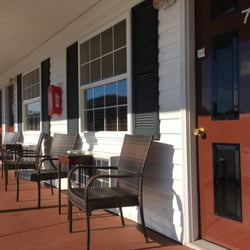 Photo Of Deerfield Hayesville Nc United States Seating Outside Your Guest Room