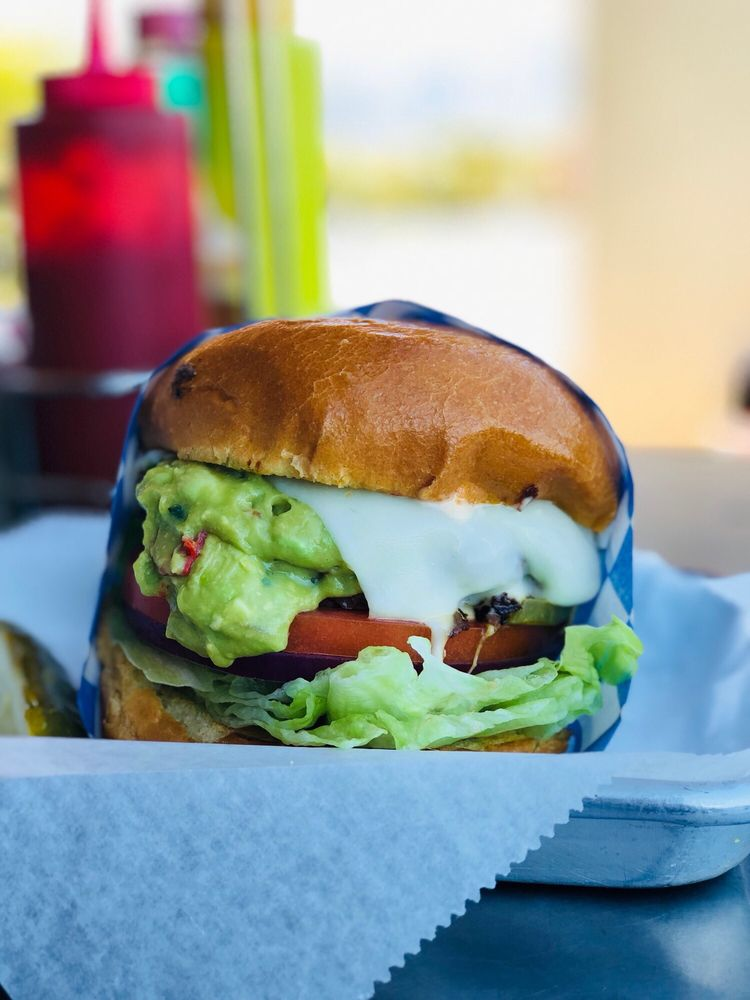 Grill-A-Burger: 73091 Country Club Dr, Palm Desert, CA