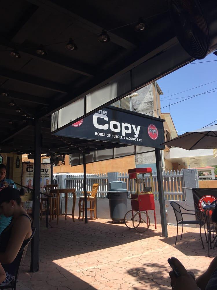 The Copy: Carretera 101 S/N, Cabo Rojo, PR