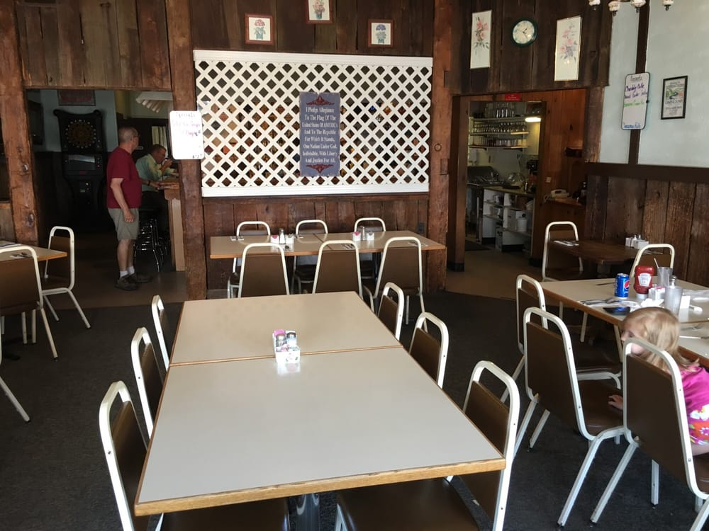 Village Inn: 8208 Main St, Harrisville, NY
