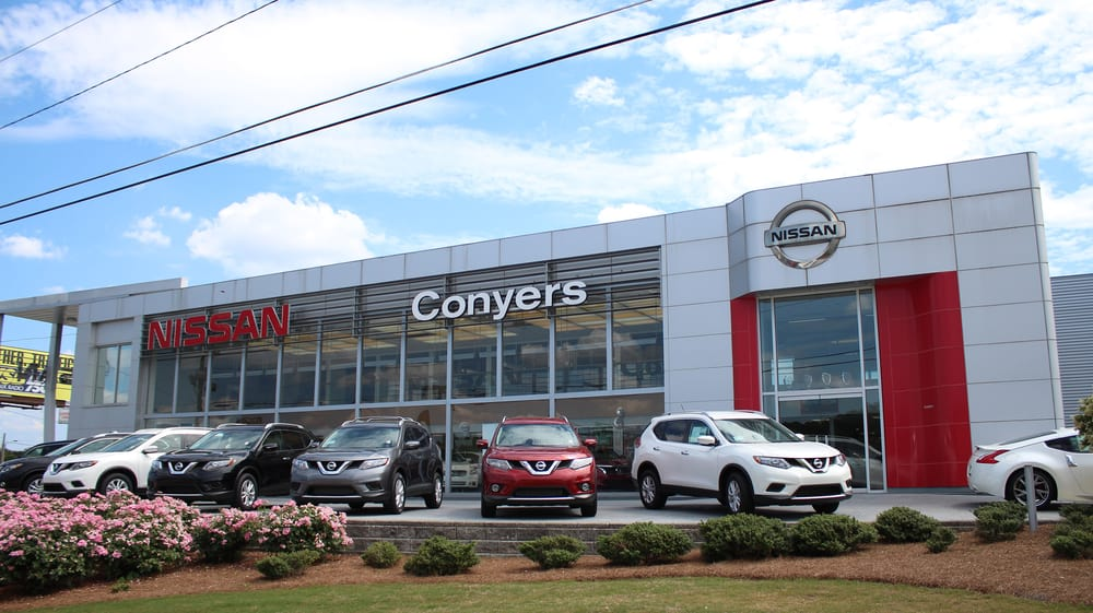 Conyers Nissan   13 Photos U0026 27 Reviews   Car Dealers   1420 Iris Dr SW,  Conyers, GA   Phone Number   Yelp