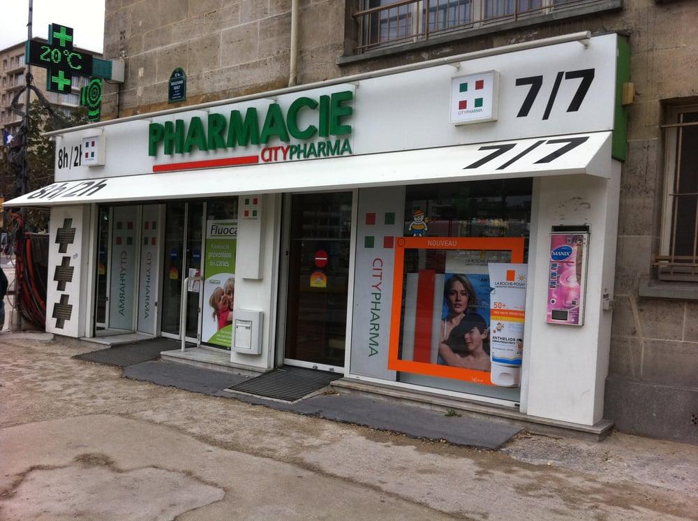 Devanture yelp - Pharmacie de garde porte de vincennes ...