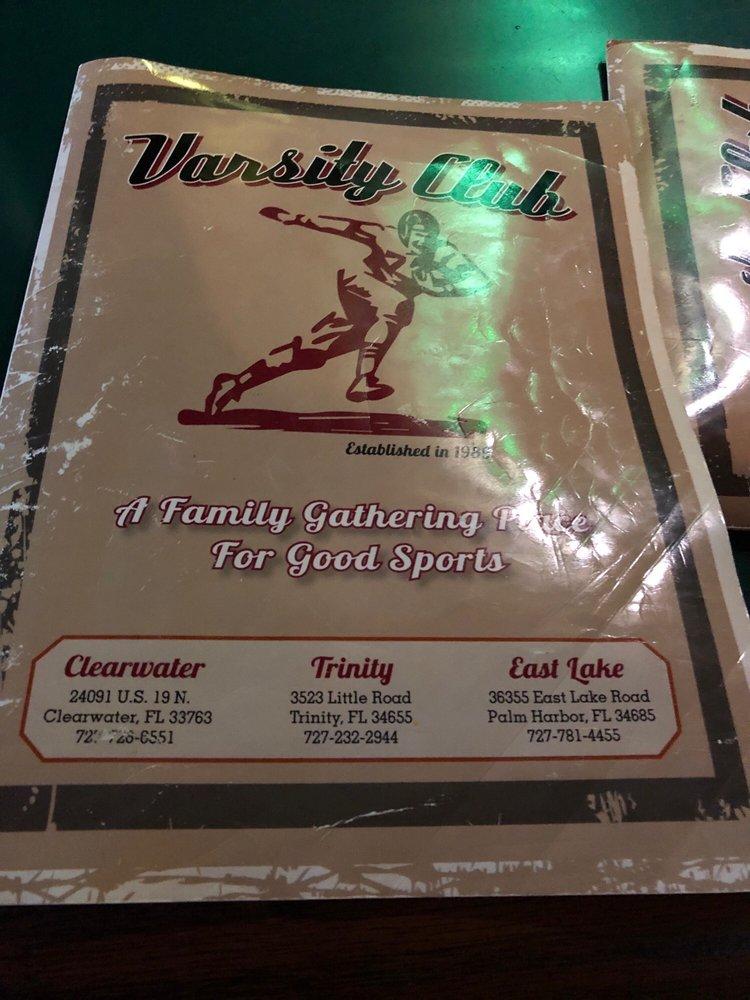 Varsity Club Sports Bar Clearwater: 24091 US Highway 19 N, Clearwater, FL