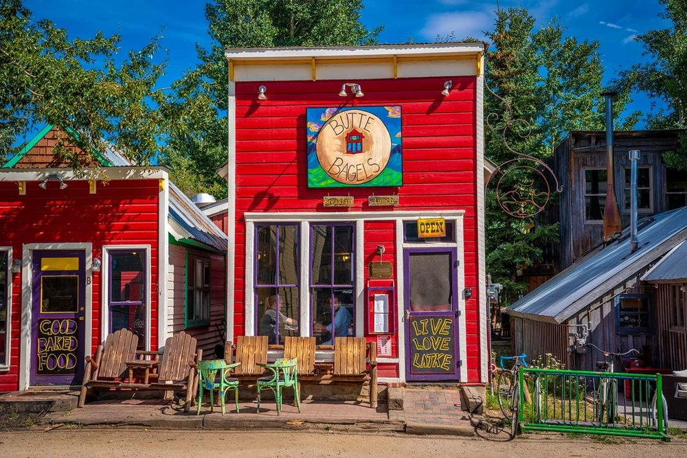 Butte Bagels: 218 Maroon Ave, Crested Butte, CO