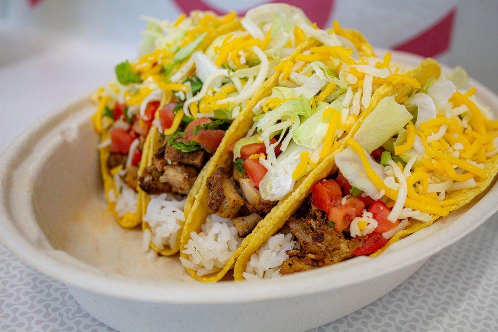 Burrachos Fresh Mexican Grill: 5314 Prill Rd, Eau Claire, WI
