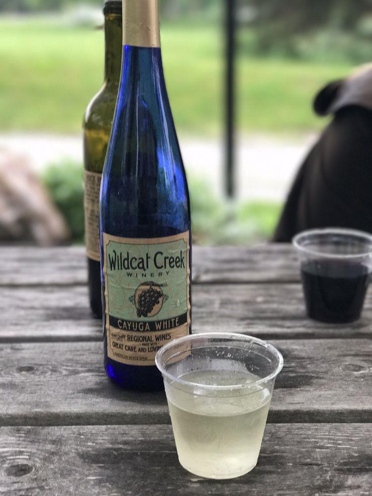 Wildcat Creek Winery: 3233 E 200th N, Lafayette, IN
