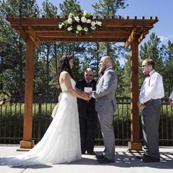 Photo Of Wedgewood Weddings Black Forest Colorado Springs Co United States