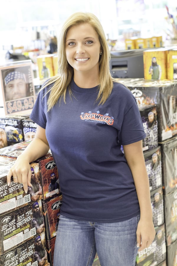 Fireworks Supermarket: 3602 W Osage St, Pacific, MO