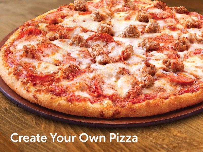 LaRosa's Pizza - Batesville: 104 State Route 46 E, Batesville, IN