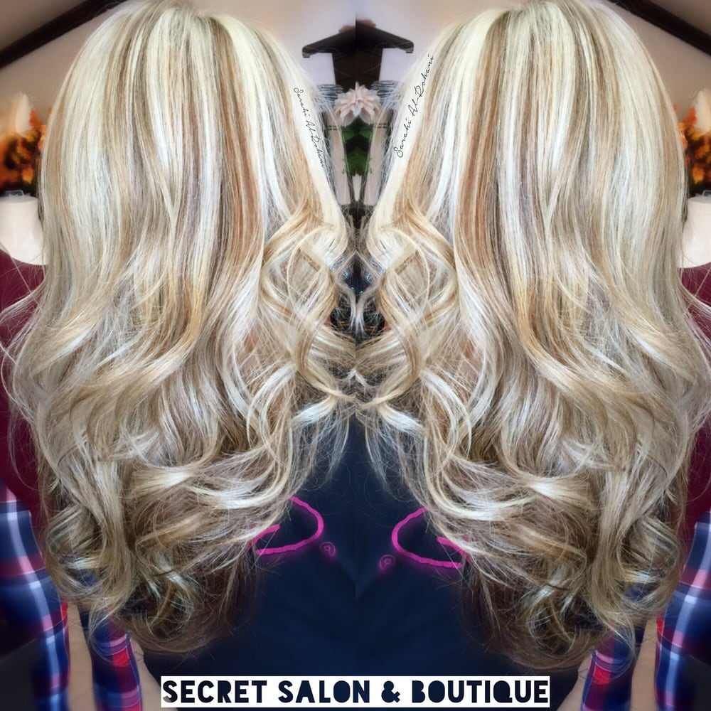Secret Salon & Boutique