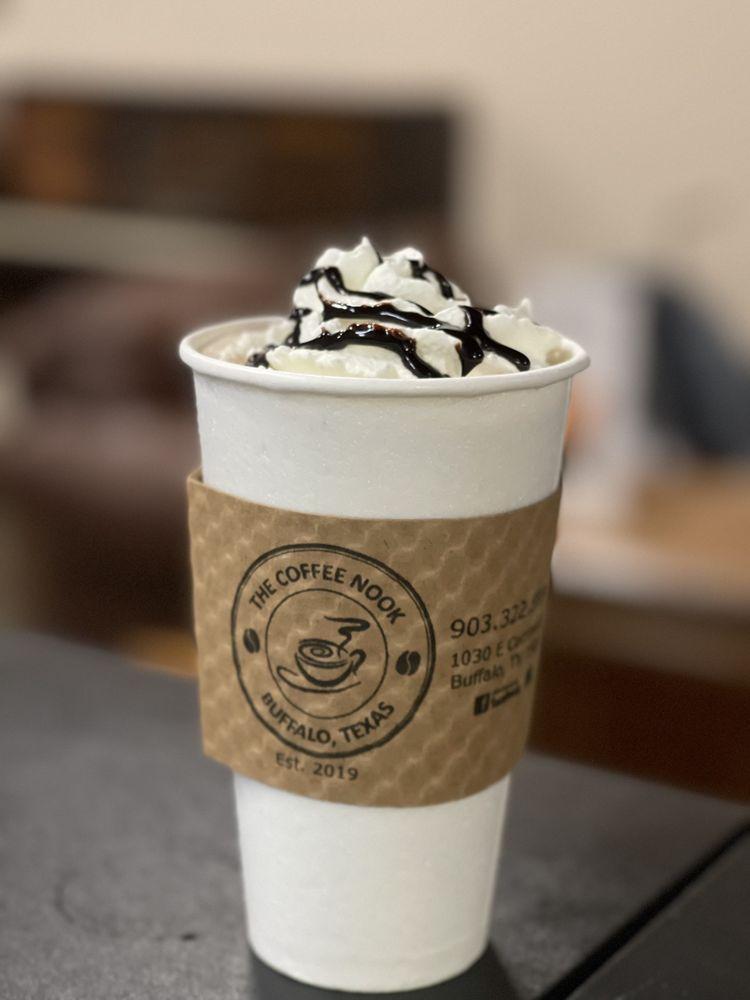 The Coffee Nook: 1030 E Commerce St, Buffalo, TX