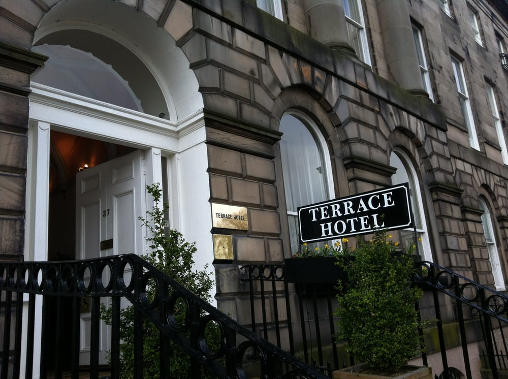 terrace hotel hoteles 37 royal terrace edimburgo